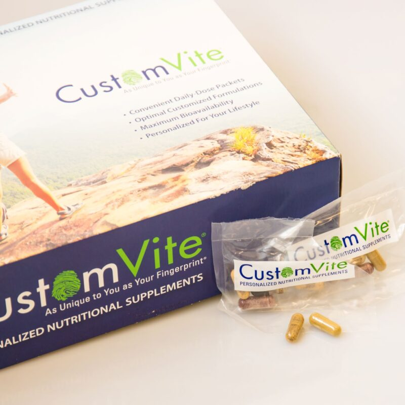 personalized vitamin packs delivered monthly